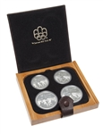1976 Montreal Olympics Proof Coin Set - Series  VI