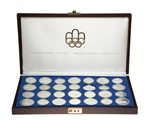 Canadian Olympic Coins 1976 Proof Set
