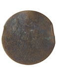 Blacksmith 1/2 Penny Token BL-11 VG-8