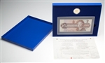 $2 1996 Proof Coin and Bank Note Set
