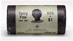 $1 2005 Terry Fox Circulation Roll