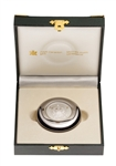Royal Canadian Mint 1999 50c Collectable Pocket Watch in Original Case