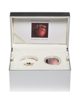 Anne Geddes 1oz Silver Coin Set - Girl