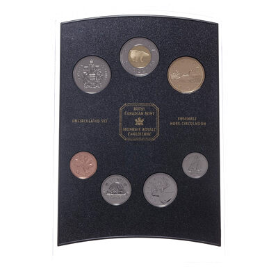 2002 Uncirculated Set