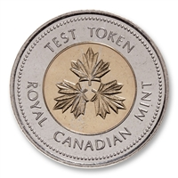 1996 $2 Certified Authentic Test Token