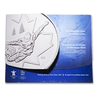The Vancouver 2010 Collector Card and Circulation Coins