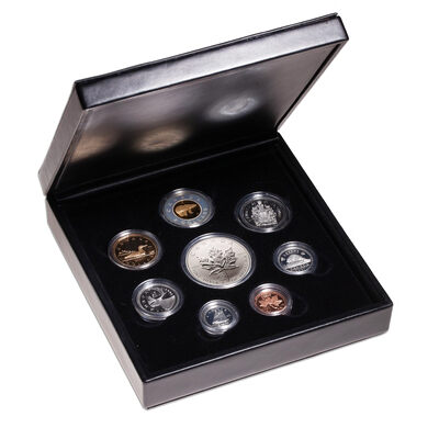 2001 Premium Edition Proof Set with Snake Privy  (Discounted)