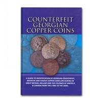 Counterfeit Georgian Copper Coins, 2015
