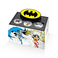 2016 $20 Fine Silver 3-Coin Set - DC Comics Originals