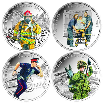2016 $15 National Heroes Series