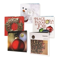 2011-2015 Holiday Gift Set Bundle
