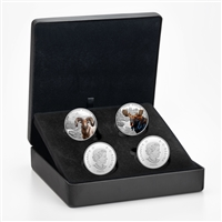 2020 $30 Imposing Icons: Bighorn Sheep - Pure Silver Coin (SUBSCRIPTION)