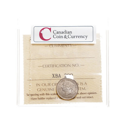 5 cent 1898  ICCS MS-63