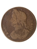 US 1/2 cent 1787 Connecticut Half Penny F-12