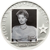 2011 $5 Hollywood Legends II: Sophia Loren (Cook Islands) - Sterling Silver Coin