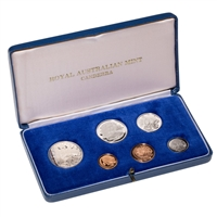 Australia 1966 Proof Set