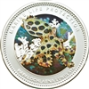 2012 $5 Marine Life Protection: Blue-Ringed Octopus - Sterling Silver Coin
