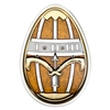 2013 $5 Imperial Eggs: Egg in Gold - Pre Silver Coin