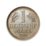 Germany Mark 1955 F EF-45
