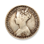 Great Britain Florin 1876 F-12