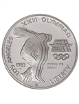 United States of America 1994 1 dollar Silver Coin - Los Angeles Olympiad