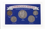 US 50 Cent 1991 Americana Series Yesteryear Collection