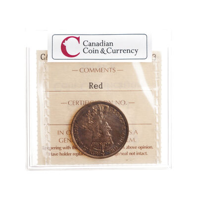 1 cent 1916 Red ICCS MS-63