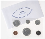1963 Uncirculated Set