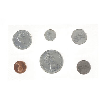 1967 Uncirculated Set