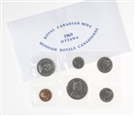 1969 Uncirculated Set