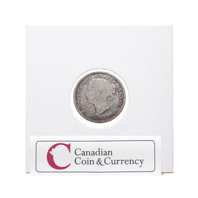 10 cent 1891 21 Leaves G-4