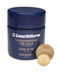 Coin Cleaning Fluid - Gold