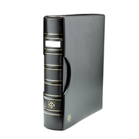 Lighthouse GRANDE - SIGNUM Ringbinder Album - Black