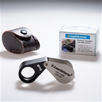 Magnifier with LED and UV - 10x