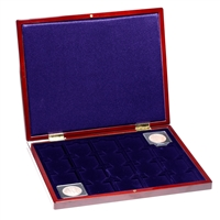 Volterra UNO Case for Quadrum Capsules - Navy Interior