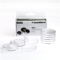 ULTRA Rimless Coin Capsules 39mm (10 pack)
