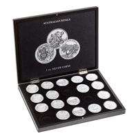 Presentation Case for 20 1oz Silver Koalas