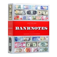 """Banknotes"" Album for 300 notes"