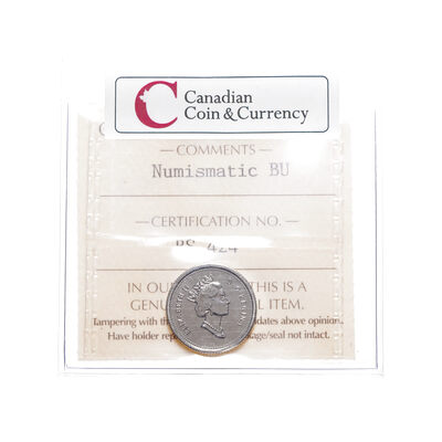 10 cent 2000 NBU ICCS MS-67