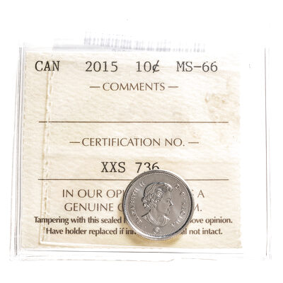 10 cent 2015  ICCS MS-66