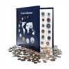 Coins of the World: Half Kilogram with Display Album