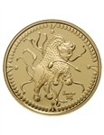 $200 1998 Gold Coin - Legend of the White Buffalo
