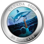 $30 2008 Sterling Silver Coin - IMAX Canadian Achievements Series