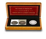 2008 Royal Canadian Mint Coin and Stamp Set with Commemorative 50 cent