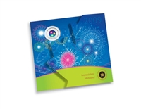 25c 2009 Greeting Card - Congratulations