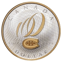 $1 2009 Special Edition - Montreal Canadiens 100th Anniversary