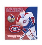 50c 2010 Montreal Canadiens Official 2009-2010 Limited Edition NHL Coin