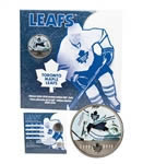 50c 2009/2010 Limited Edition NHL Coins - Toronto Maple Leafs