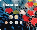 2010 Coin Collector Cards - Maple Leaves