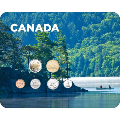 2010 Coin Collector Cards - Canoe